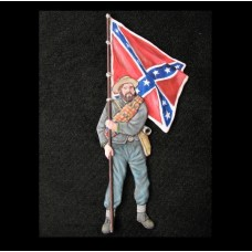 Confederate Flag Bearer